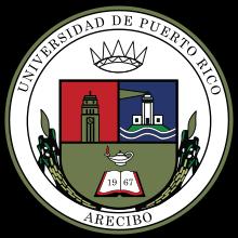 Universidad de Puerto Rico Recinto de Arecibo logo