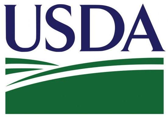 Departamento de Agricultura de los Estados Unidos logo